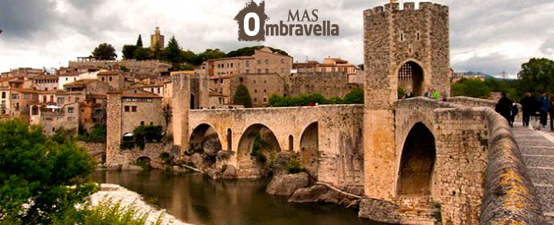 Offer to bridge the Immaculate Garrotxa