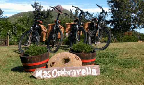 Electric bicycles Mas Ombravella Mieres Garrotxa