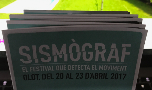 Seismograph Festival dance recommends that Ombravella Rural apartment Mas Mieres