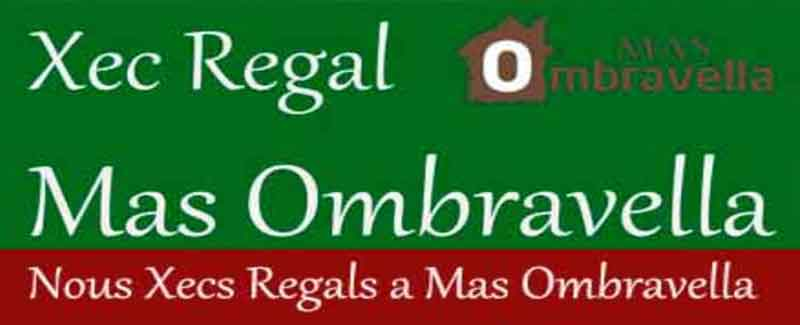 New Gift Voucher Mas Ombravella rural apartments in the Garrotxa