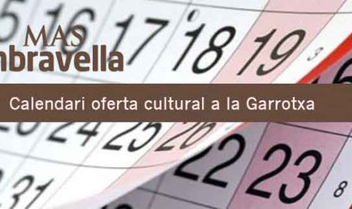 Cultural events in the Garrotxa recommended Apartments Mas Ombravella